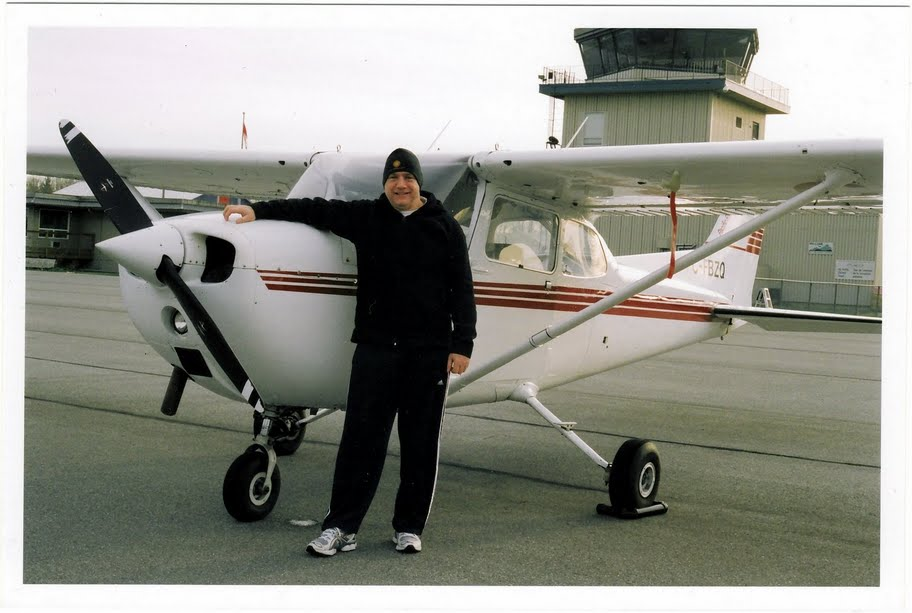 Pitt Meadows Flight School C-FBZQ