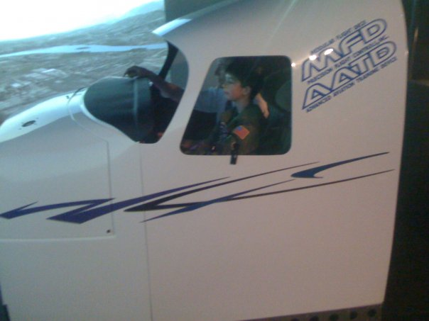 Pitt Meadows Flight Simulator